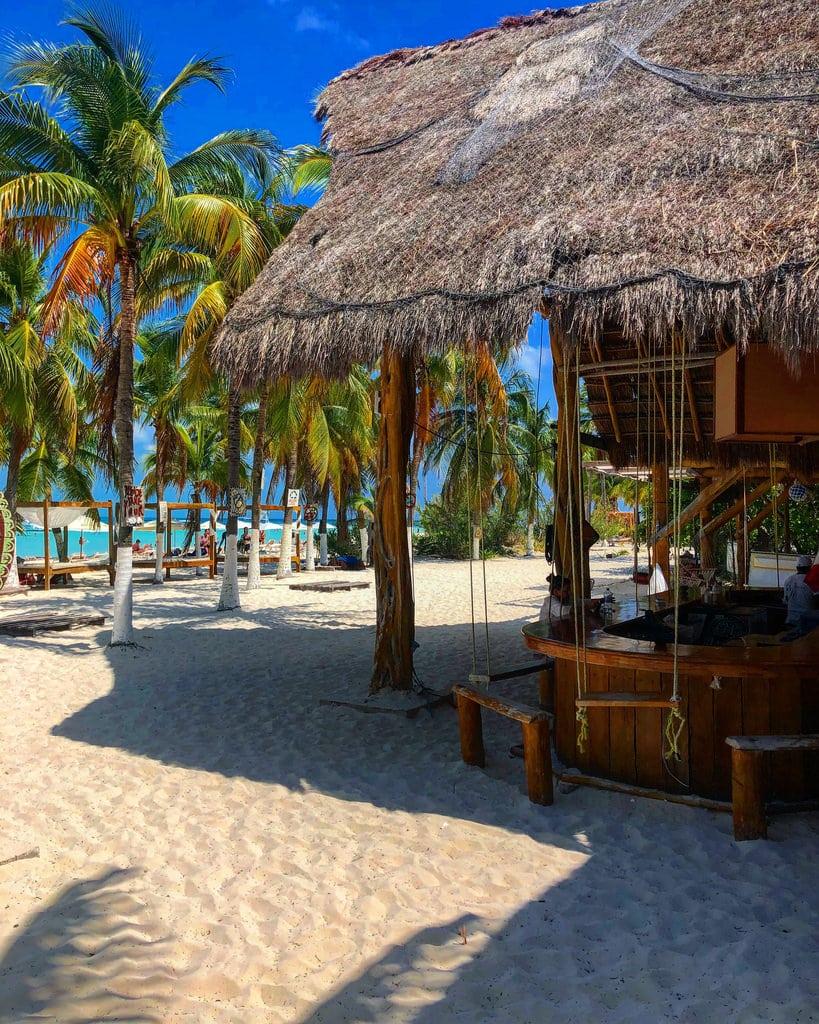 playa norte isla mujeres cancun beach