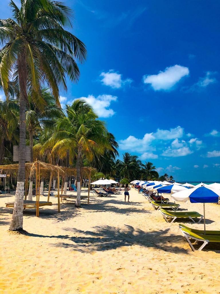 playa norte isla mujeres beach cancun