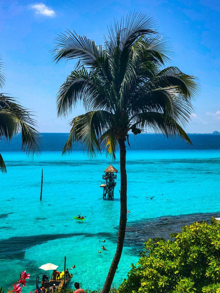 isla mujeres south side ziplining in cancun