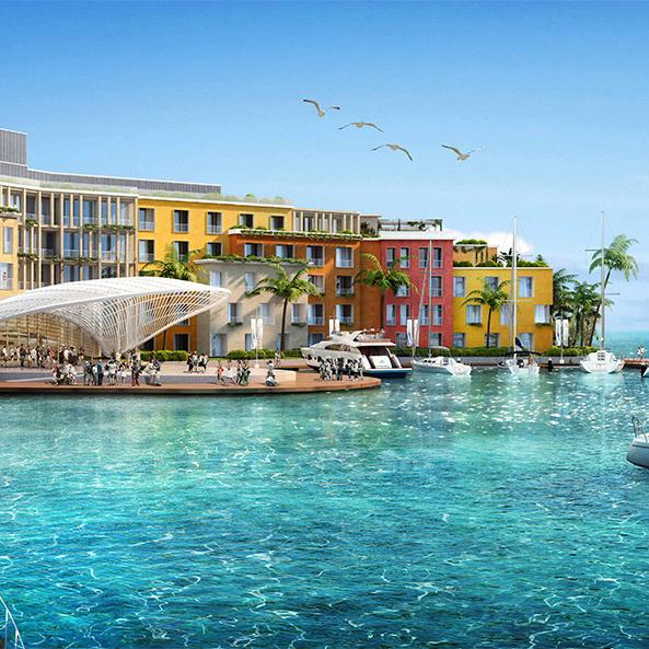 heart of europe islands dubai portofino