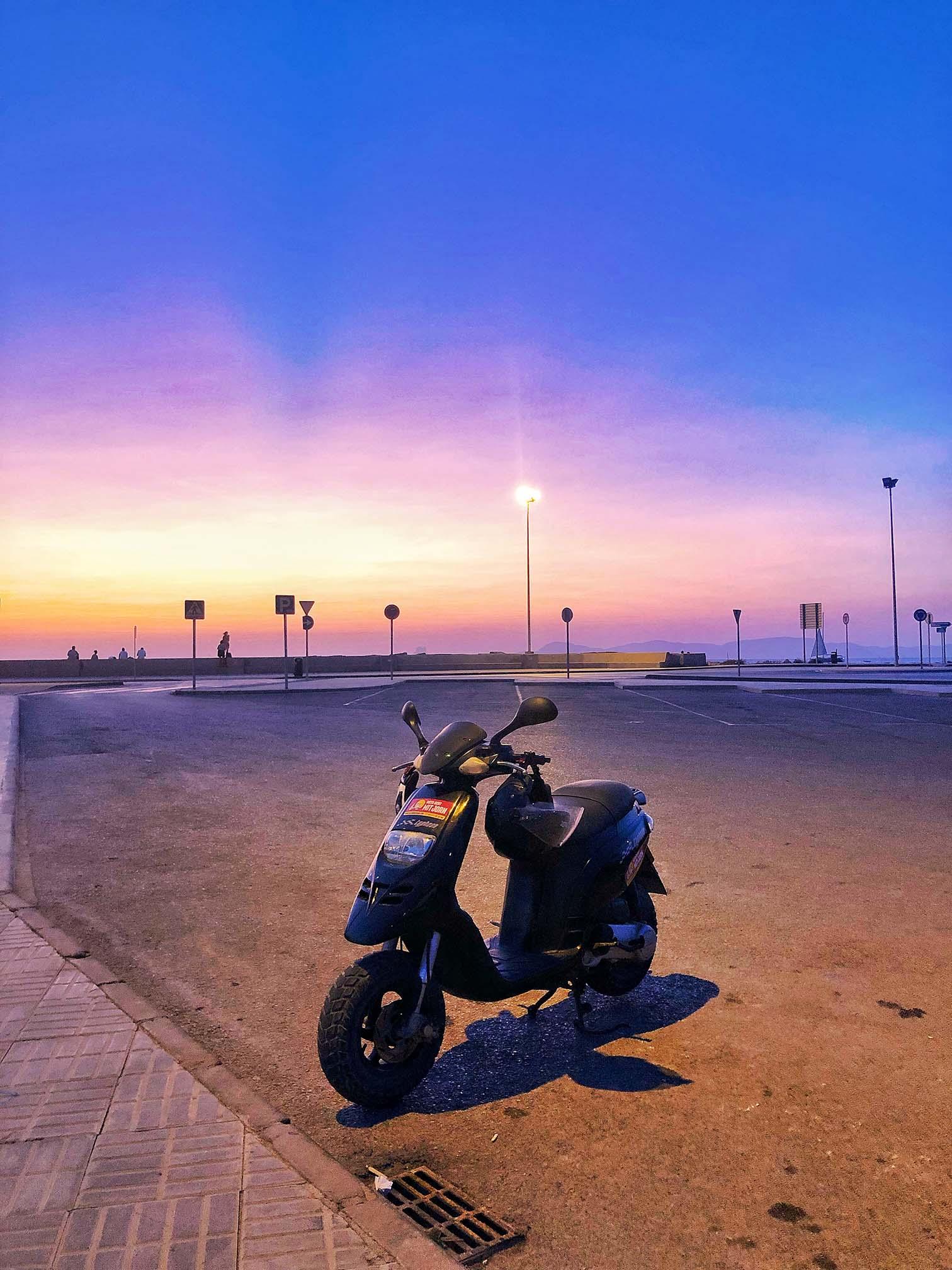 ibiza formentera sunset
