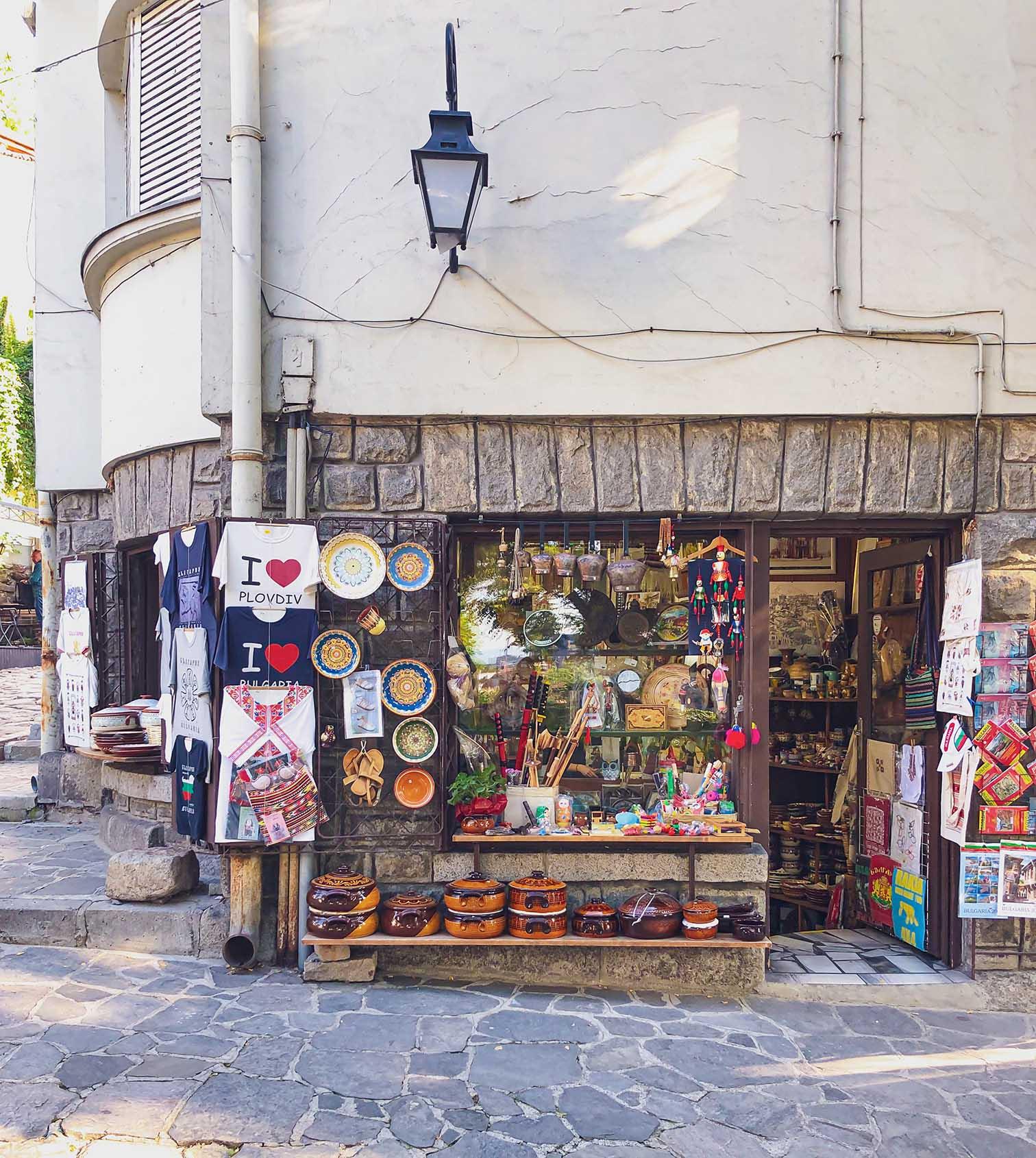 handmade bazaar in plovdiv