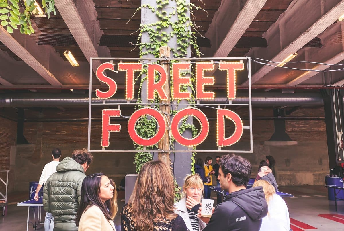 The street food taste in 2019 – will you travel to try it?
